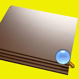 CU Base Copper Clad Laminates