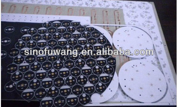 Aluminum Based printed circuit board PCB
